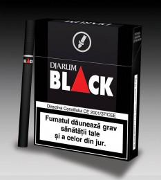 poza Tigarete Djarum Black