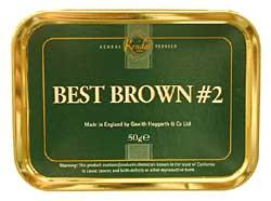 poza Tutun pipa Kendal Best Brown no 2