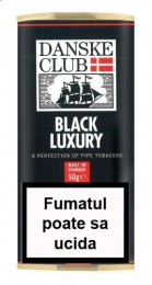 poza Tutun pipa Danske Club Black Luxury