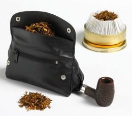 poza Borseta Peterson pentru 1 pipa si tutun